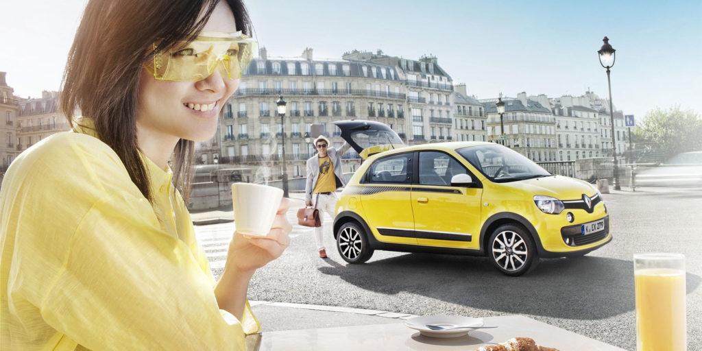 Ab in den Urlaub: Renault Twingo