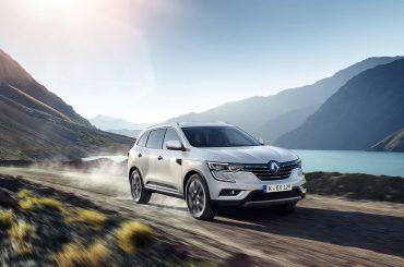 Probefahrt 2.0: Mit dem Renault KOLEOS in der Matrix