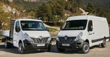 Renault MASTER zum vierten Mal in Folge bester Gebrauchtwagen
