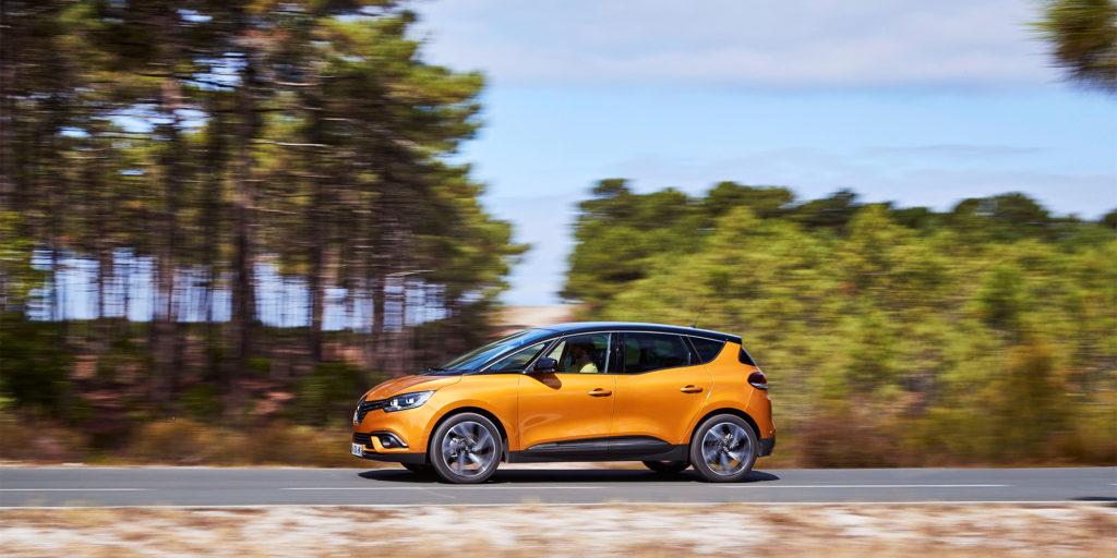 Renault SCÉNIC: französischer Trendsetter im Test