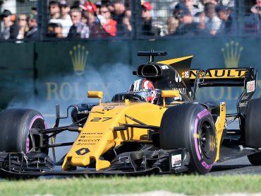 Renault Sport F1 Team startet positiv in die Saison