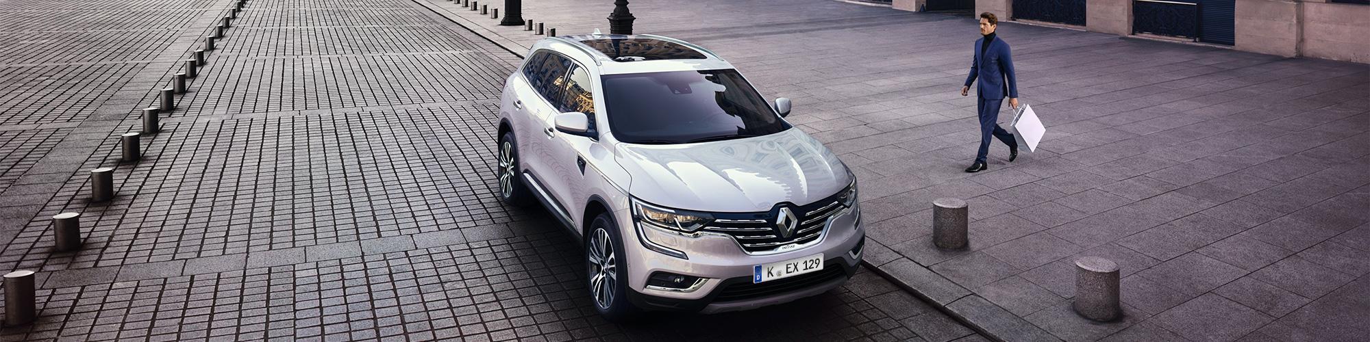 Neuer Renault KOLEOS in Genf