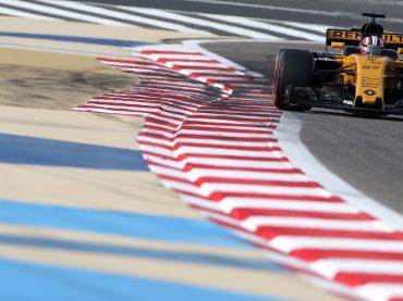 Renault Sport F1 Team freut sich über Topergebnis in Bahrain