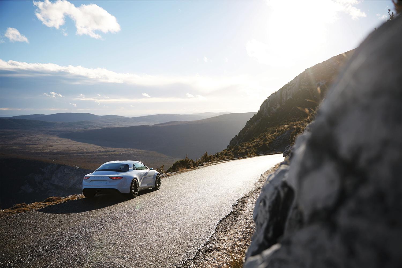 Comeback der Sportwagenlegende: Alpine A110 live erleben