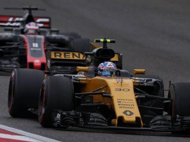 Verstappen fährt mit Renault aufs Podest