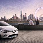 Voll vernetzt und satter Sound: Clio BOSE Edition