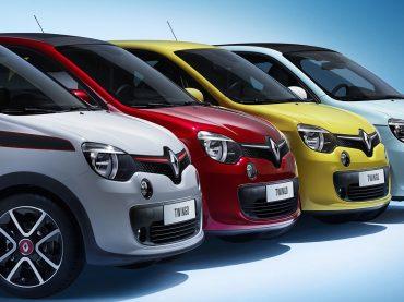 Jetzt wird's bunt: Die farbenfrohe Welt von Renault