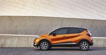 Neuer Renault CAPTUR: Chic, clever und komfortabel