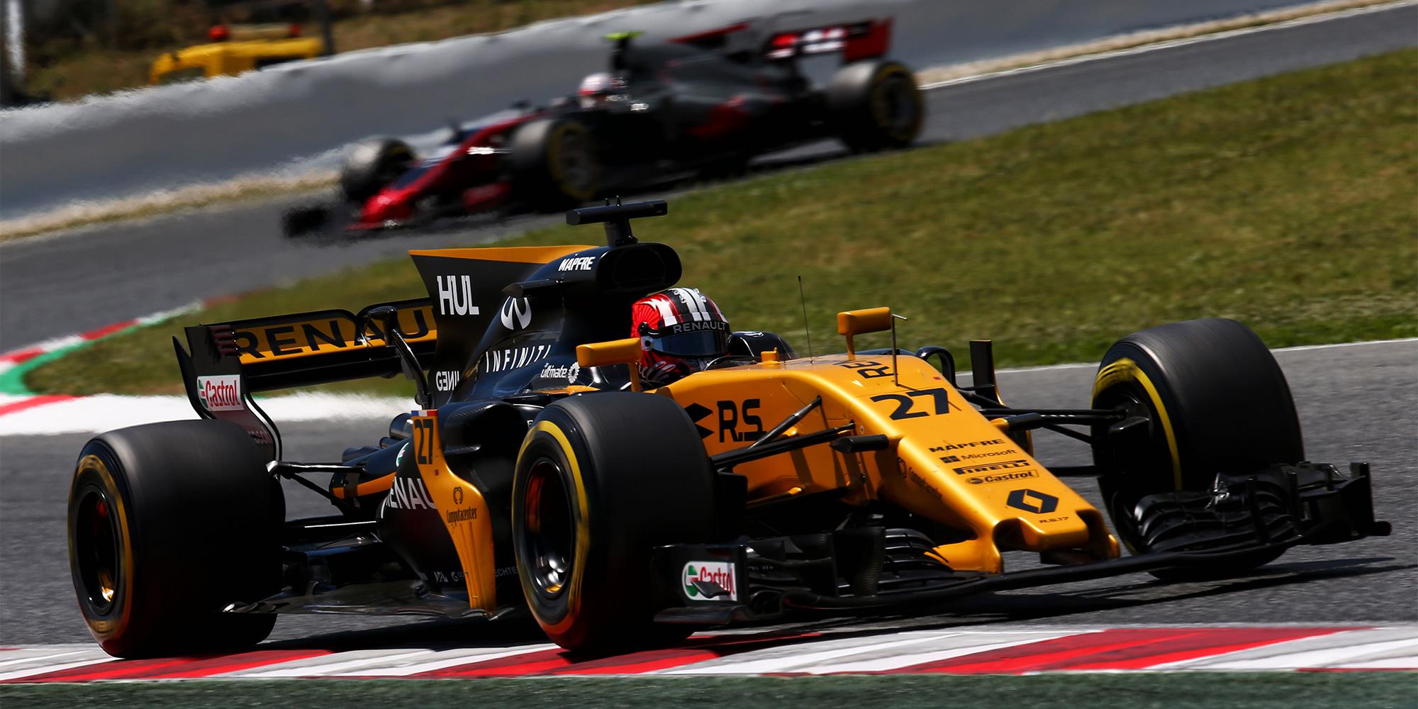 Formel 1 in Spanien