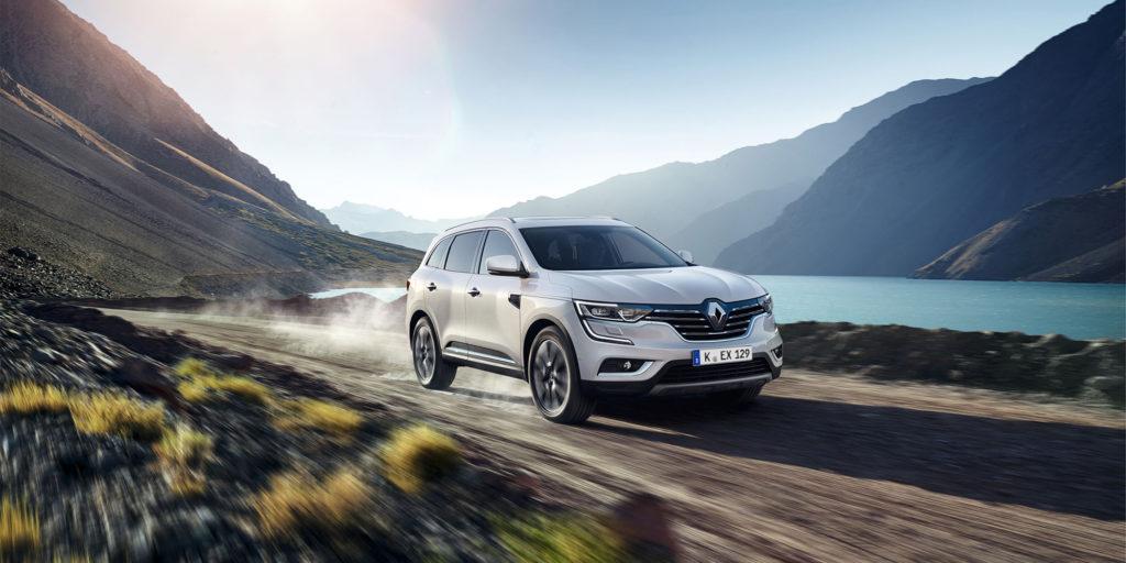 Renault Koleos: Komfortables SUV mit umfangreicher Serienausstattung