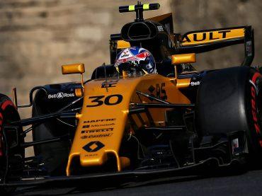 Formel 1-Sieg für Renault Motorentechnologie