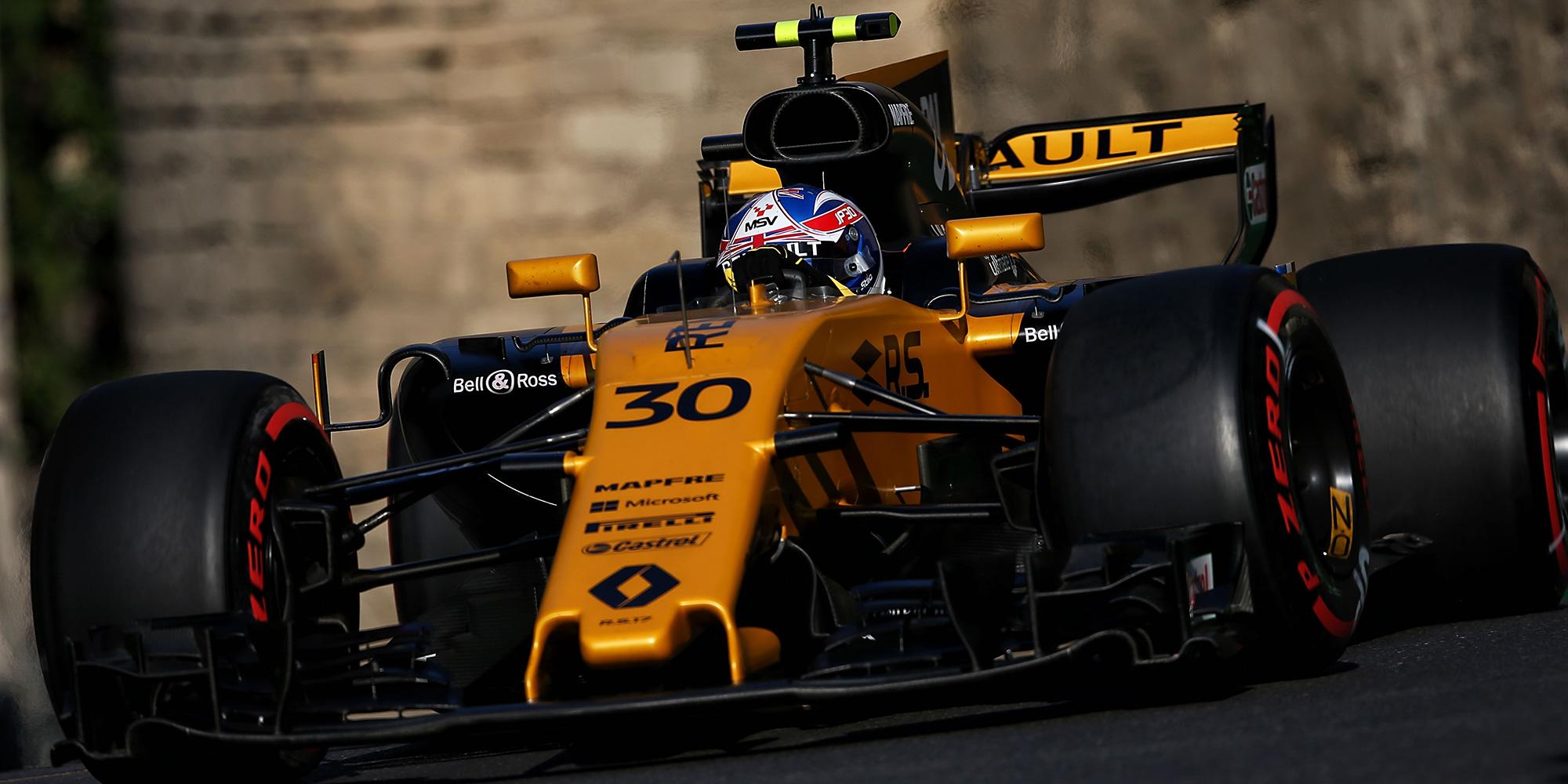 Ricciardo gewinnt Grand Prix mit Renault Technologie