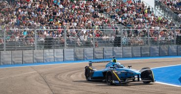 Renault e.dams feiert starkes Comeback beim Berlin ePrix