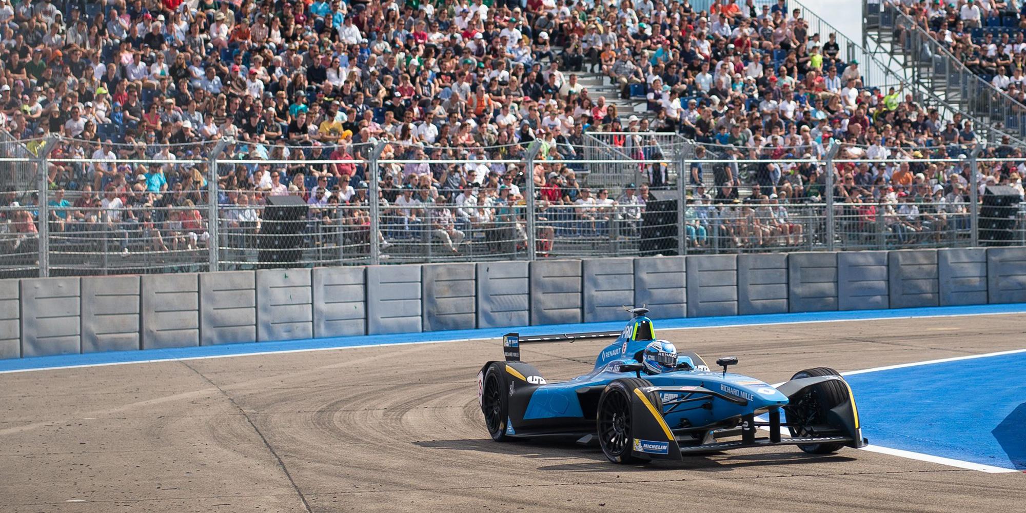 Berlin, Formel E, Sébastian Buemi, ePrix, 2017