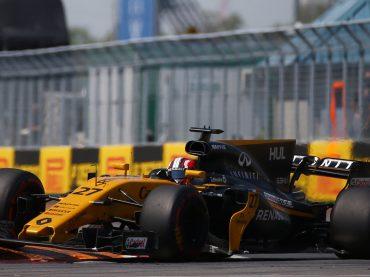Hülkenberg und Renault punkten auch in Kanada
