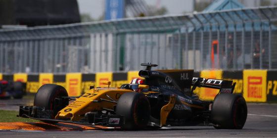 Formel 1 in Kanada: wieder WM-Punkte für Renault