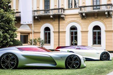 Designpreis für Sportwagenstudie Renault TREZOR