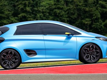 E-Racer: Auto Bild testet Renault ZOE e-Sport Concept