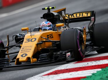Fünfter Podestplatz in Folge für Ricciardo