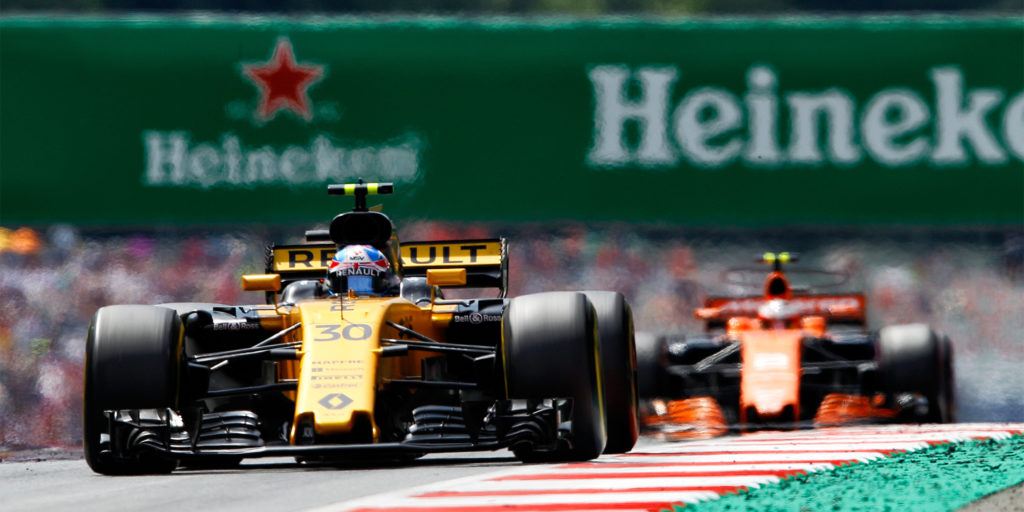 Formel 1-Festival: Renault lädt zur rasanten Party