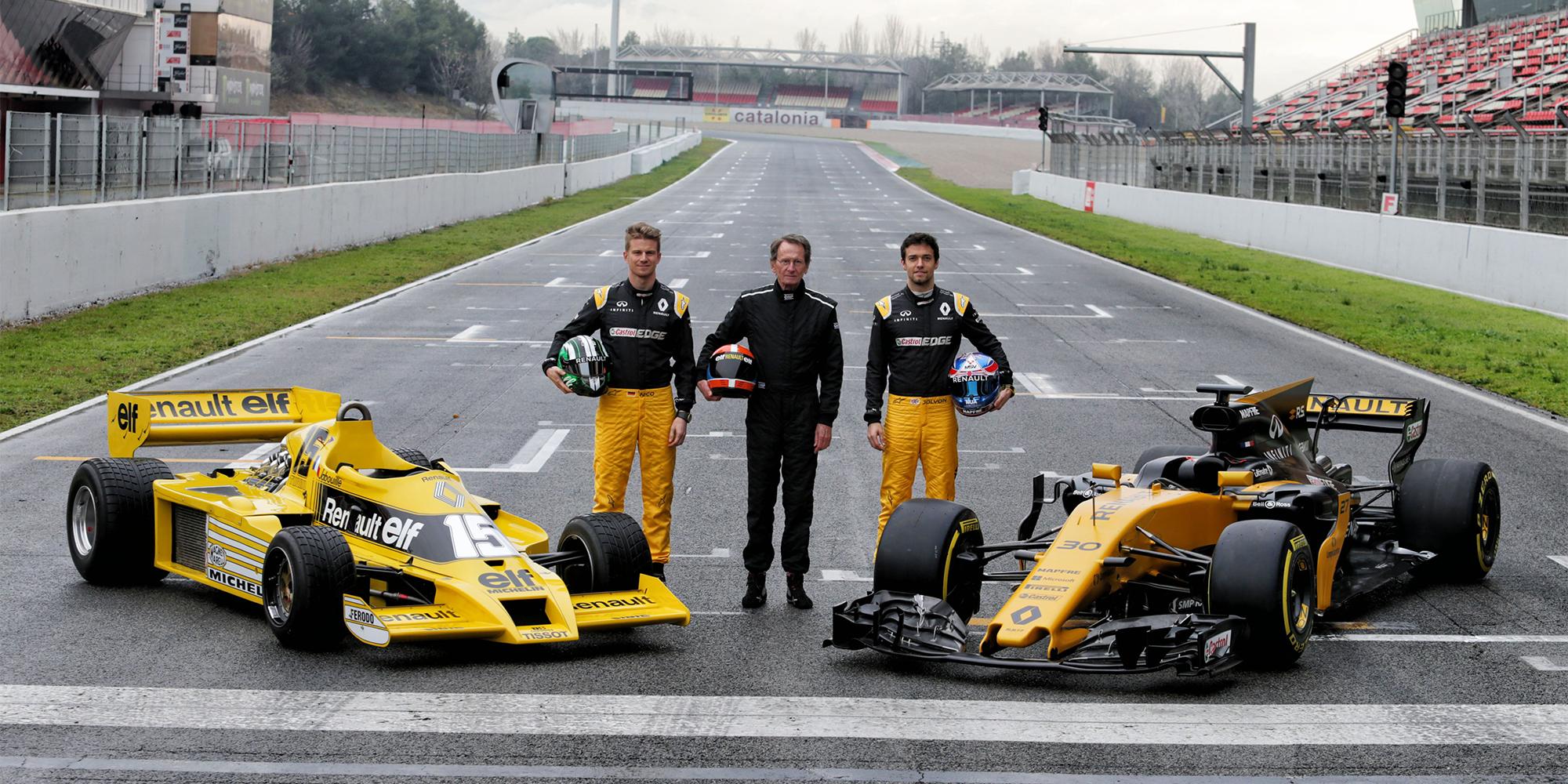 Vollgas-Historie: 40 Jahre Renault in der Formel 1