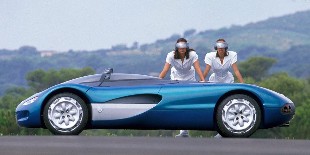 Pure Lust am Fahren: Laguna Roadster von 1990