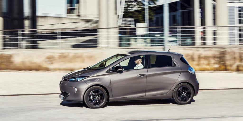 ZOE überzeugt im Auto Bild-Test und mit bester Preisweite