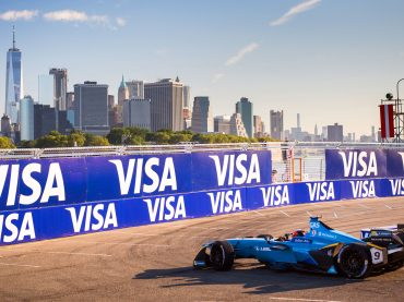 Formel E vor atemberaubender Kulisse in New York