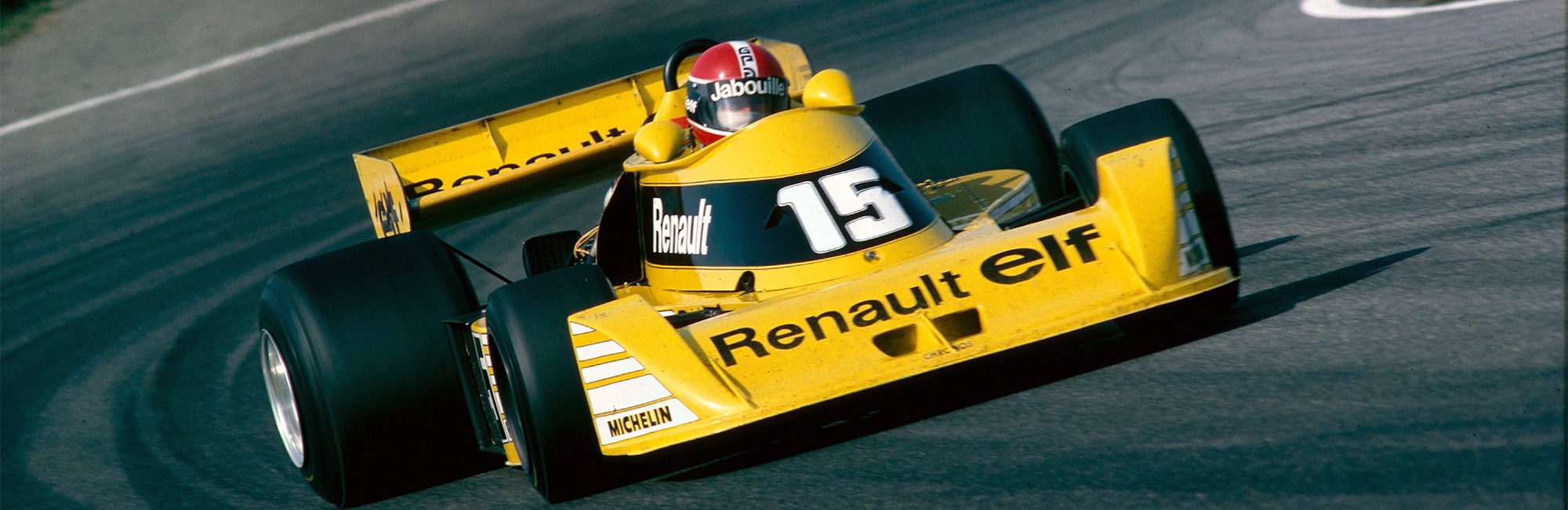 Jean-Pierre Jabouille, Formel 1