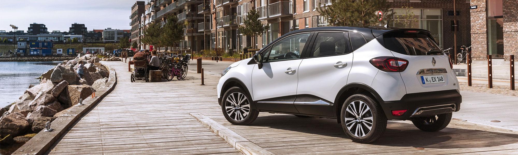 Im Test: Renault CAPTUR