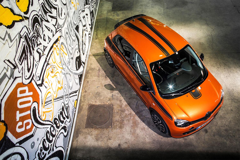 Renault TWINGO GT im Test