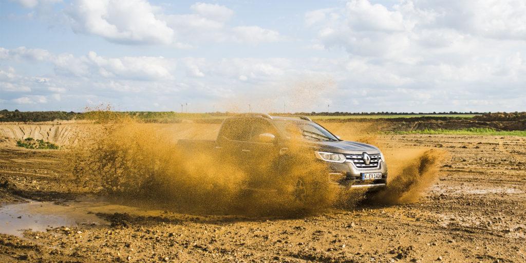 Robuster Pick-up: Neuer ALASKAN startet ab 36.900 Euro