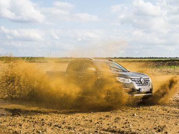 Vielseitiger Pick-up: Renault ALASKAN ab sofort bestellbar
