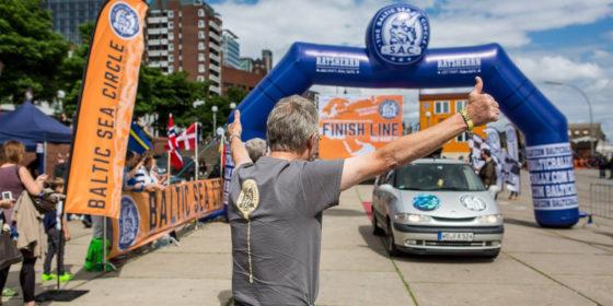 """Rallye """"Baltic Sea Circle"""": Mit dem Espace zum Nordkap"""