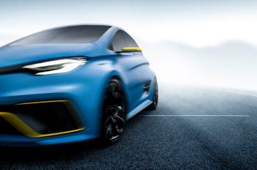 Renault ZOE e-Sport Concept: Zisch und weg
