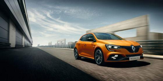 Der neue Renault Mgeane R.S.