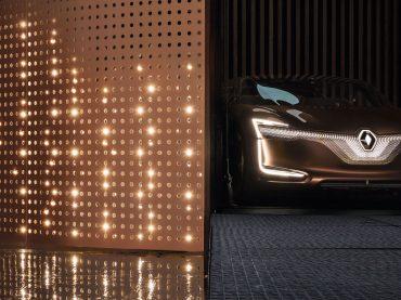 Renault SYMBIOZ auf der IAA: Autonome E-Studie