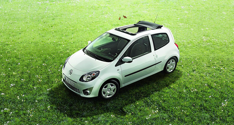 Renault TWINGO Liberty 2011