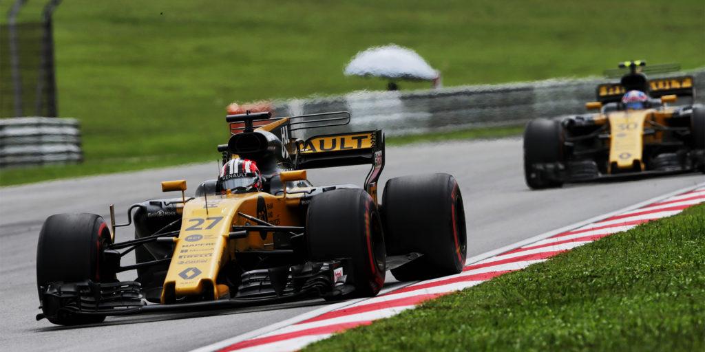 Renault Sport F1 gratuliert Red Bull Racing zum GP-Sieg