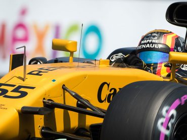 Dritter Saisonsieg für Renault R.E.17-Motor