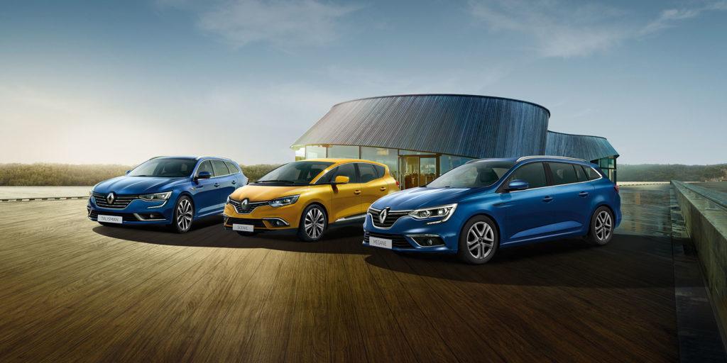 Renault präsentiert attraktive Angebote für Flottenkunden