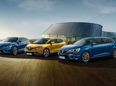 """Renault auf der Messe """"Flotte! Der Branchentreff 2018"""""""