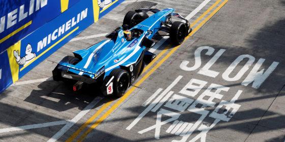 Renault e.dams kämpft beim Formel E-Auftakt mit Problemen