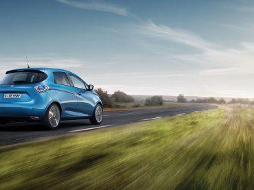 "Renault ZOE ist ""Restwertriese 2021"""