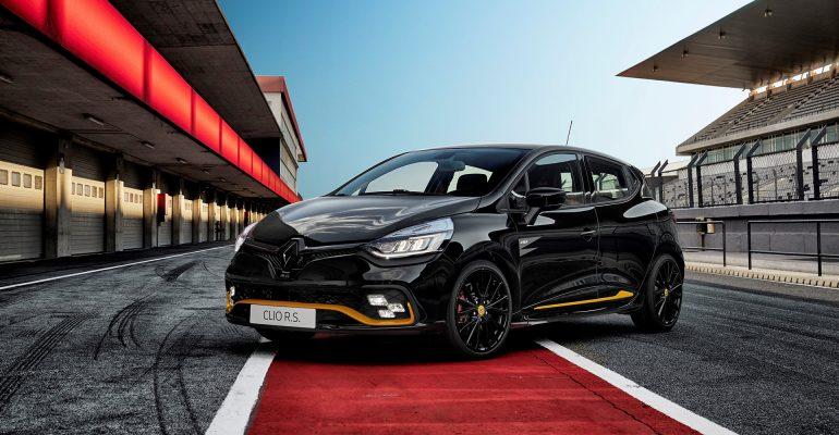 Renault Clio R.S. 18: Limitierte Serie im Racing–Look