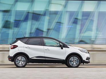 23.700 Zulassungen – Renault Captur 2017 Deutschlands meistverkaufter Stadt–SUV
