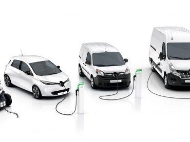 Renault erneut Nummer Eins bei Elektrofahrzeugen