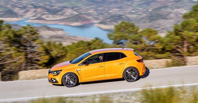 Der neue Renault Mégane R.S.: Dynamisch wie nie