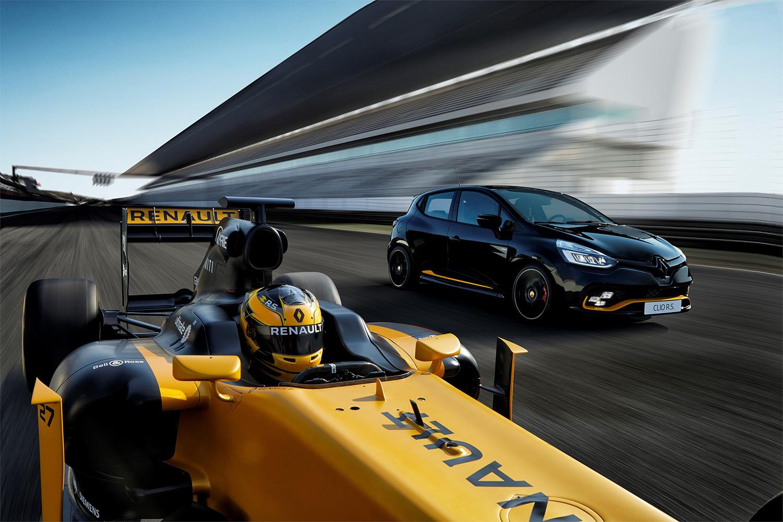 Formel 1 für die Straße: Limitierter Clio R.S.18