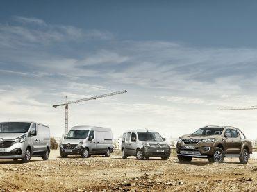 Servicevorteile und attraktive Prämien bei den Renault Gewerbewochen
